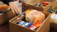 The United Way of Central Maryland's Access to Healthy Food Initiative distributed more than 2.8 million pounds of groceries — enough to fill 56 tractor trailers — to low-income individuals and families, the organization announced Tuesday.