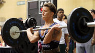 Pictures: 2013 Boys Weightlifting Season
