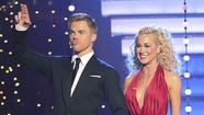 """Dancing With the Stars"" waltzed to the top of the Orlando ratings chart Monday with the most viewers. But ""The Voice"" was No. 1 with young adults."