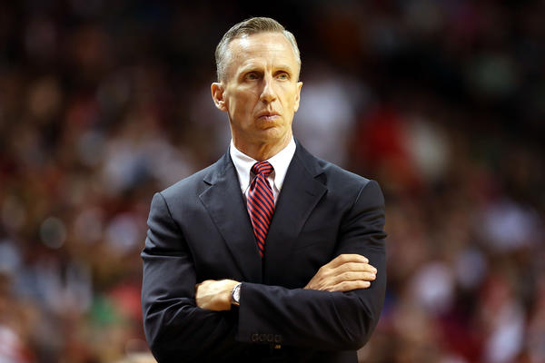 Head Coach Mike Dunlap of the Charlotte Bobcats is out after one season.