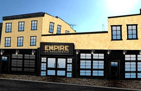 Ballydoyle pub owner Phil Cullen would like to open a fourth location dubbed Empire at Chicago Avenue and Main Street in downtown Naperville.