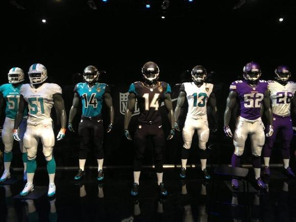 New Dolphins uniform?