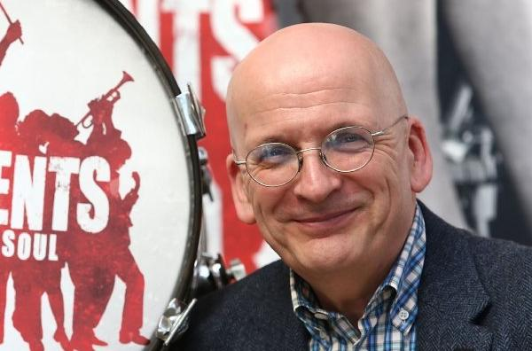 """Roddy Doyle's musical """"The Commitments"""" will premiere at London's Palace Theatre."""