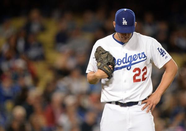 Dodgers ace Clayton Kershaw had a poor outing in his last start against the San Diego Padres.