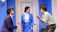 Rep Stage revives '60s farce 'Boeing-Boeing'