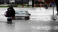 As floodwaters slowly start to recede in Des Plaines, city officials said it could be weeks before the full extent of the damage is known.