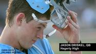 "<span style=""font-size: small;"">Oviedo Hagerty quarterback Jason Driskel, the younger brother of University of Florida starting quarterback Jeff Driskel, received his first offer from Akron University on Monday night.</span>"