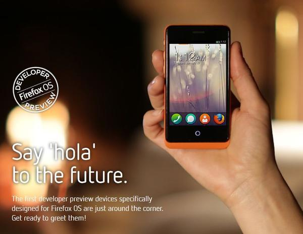 Geeksphone.com, which is selling the first two developer Firefox OS smartphones, quickly ran out of the Mozilla devices.