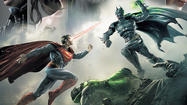 'Injustice: Gods Among Us' soars to greatness