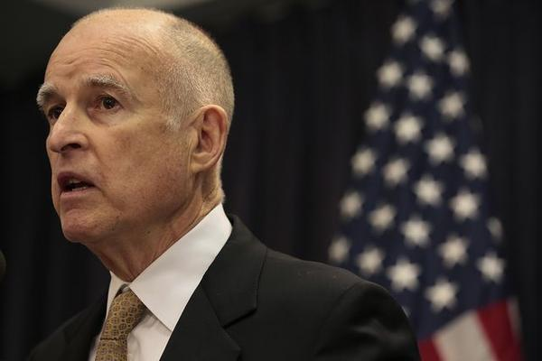 Some of Gov. Jerry Brown's largest political donors want him to reverse cuts to those who treat poor patients.
