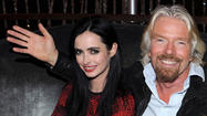 Richard Branson dedicates new terminal