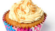 Runner-up: Caramel Apple Pie Cupcakes