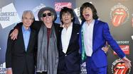 The Rolling Stones famously expressed their sympathy for the devil, and now they'll get a chance to do the same toward the NBA, as the league's basketball playoffs have shifted what was to be the opening of the band's 50 and Counting tour back a day to May 3.