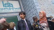 "CAMBRIDGE, Mass. -- Representatives of the mosque where suspected Boston bomber Tamerlan Tsarnaev prayed said that he attended services only ""sporadically"" and that two outbursts he made during prayers did not rise to the level of calling law enforcement authorities."