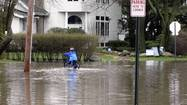 Recent flooding has heightened the urgency for stormwater relief for some Winnetka residents.