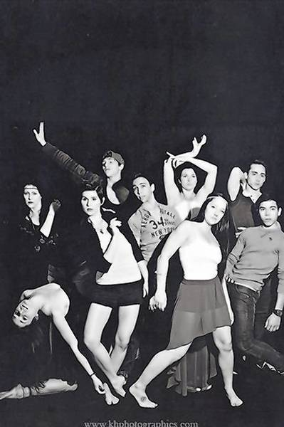 The dancers of 'IDentify.'