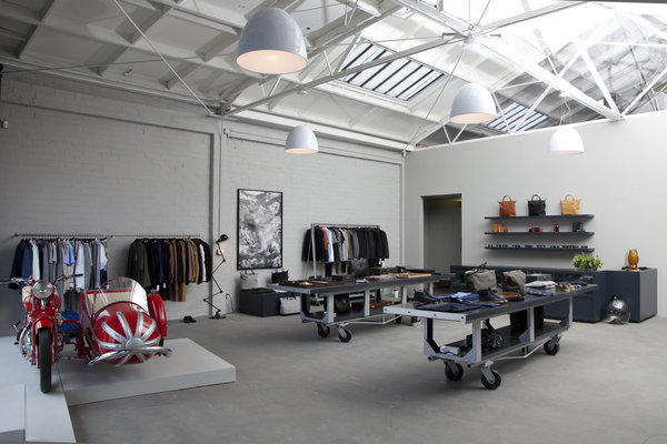 Altai, a new menswear and interior design boutique and studio, is now open at 5810 W. 3rd St. in Los Angeles.