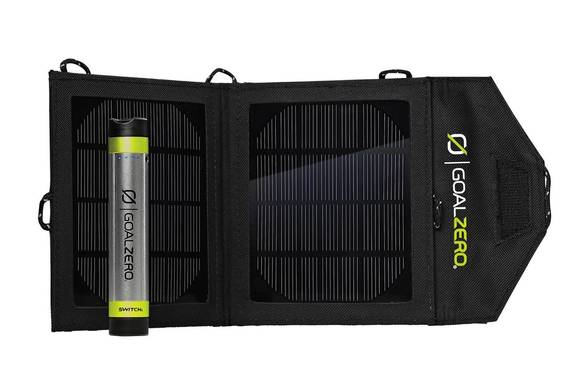 Goal Zero-Swtich solar charger