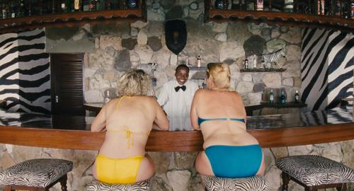 "A 50-year-old Austrian hausfrau travels to the beaches of Kenya as a ""sugar mama"" sex tourist. With Margarethe Tiesel, Peter Kazungu and Inge Maux. Written by Ulrich Seidl and Veronika Franz. Directed by Seidl. In German with English subtitles. Strand Releasing"