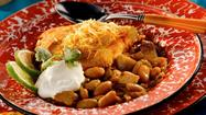 The more the merrier in the Orlando Sentinel test kitchen! That's why we have teamed with the fabulous folks over at Orlando's WOMX Mix 105.1 to offer the morning show's Recipe of the Week. Today's recipe is Chicken Chili With Cheddar Hushpuppy Crust.