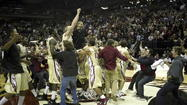 TALLAHASSEE -- Florida State's men's basketball team learned Tuesday afternoon that its 2013-14 ACC schedule will be headlined by home games against North Carolina and new conference members Syracuse and Notre Dame.
