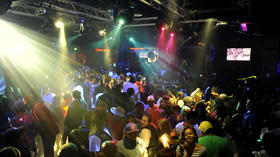 Energy (but little booze) flows at college-friendly Voltage Nightclub