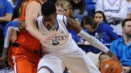 "LEXINGTON — Kentucky freshman Nerlens Noel said his injured knee is ""doing good"" and that his physical therapist tells him he's ahead of schedule recovering from the torn anterior cruciate ligament he suffered in UK's loss at Florida Feb. 12 that ended his season — and college career since he's put his name into the NBA draft."