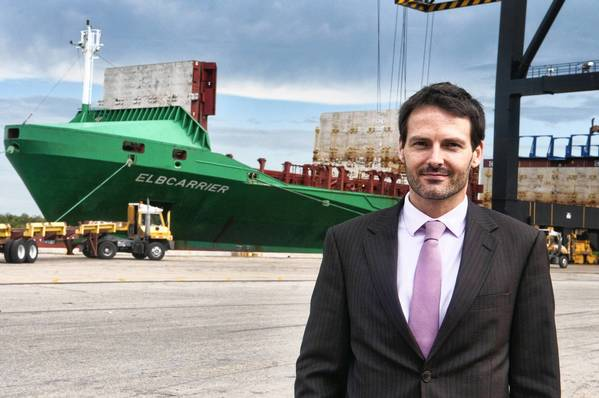 Michael Vanderbeek, Director of Business Development at the Port of Everglades.