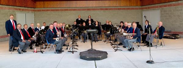 The Northern Michigan Brass Band is an all-volunteer group that attracts adult musicians from all across the area.