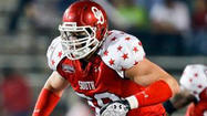 The Ravens will be keeping an eye on Oklahoma left offensive tackle Lane Johnson.