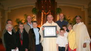 Reverend Hugh Fullmer Receives ICGS Distinguished Graduate Award