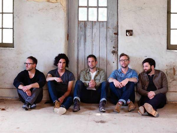 Sanctus Real, including drummer Mark Graalman (far left), will appear at Wet 'n Wild during its Waves of Glory music festival on Saturday.