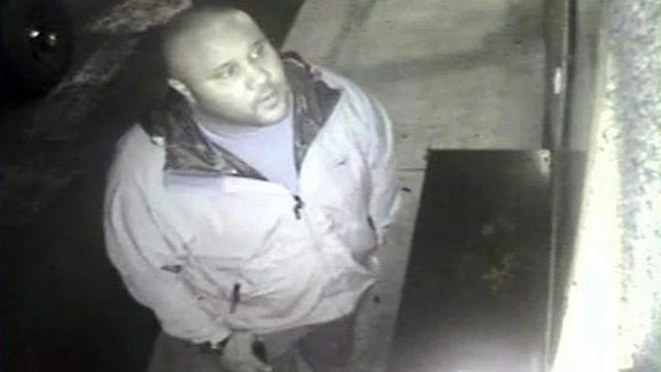 An image from a surveillance video taken Jan. 28 and released by the Irvine Police Department shows former LAPD officer Christopher Jordan Dorner, who killed a couple in that city and two law enforcement officials. Dorner died after barricading himself in a cabin near Big Bear after a massive manhunt.