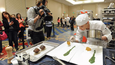 Howard County high schoolers compete in national cooking competition [Pictures]