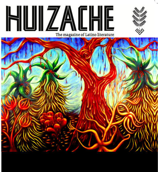 Huizache magazine is a new Latino literary journal started by writer Dagoberto Gilb and based in South Texas.