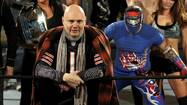 "Billy Corgan (front, left) wears many hats. He's the singer/songwriter for The Smashing Pumpkins. He is a poet (""Blinking with Fists""), owns a tea shop (Madame Zuzu's in Highland Park), and, since November 2011, he has been the self-described creative director for Resistance Pro wrestling. Corgan orchestrates story lines for monthly events (the next show is scheduled Sunday, April 28) that blend wrestling and entertainment. The following is an edited version of a conversation with Corgan."
