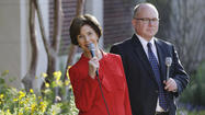 DALLAS -- Former First Lady Laura Bush spoke Wednesday during a preview tour of the new George W. Bush Presidential Library and Museum at her alma mater, Southern Methodist University in Dallas.