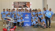 Marina Robotics Club takes first