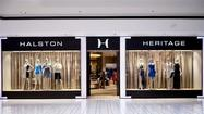 Halston Heritage store at the Beverly Center