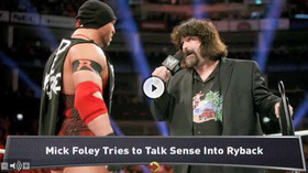 Mick Foley confronts Ryback on Raw [Video]