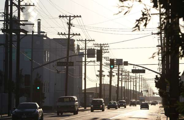The most polluted ZIP code in Southern California was in the city of Vernon.