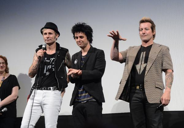 "The documentary ""Broadway Idiot,"" which chronicles how Green Day's album ""American Idiot,"" became a Broadway musical, opens the Newport Beach Film Festival"