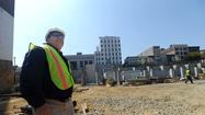 PICTURES: Tour of Allentown hockey arena construction site