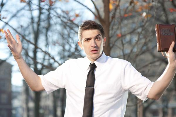 Andrew Schulz of MTV2's 'Code' franchise