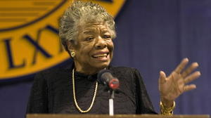 Maya Angelou appearance in Norfolk postponed, health cited