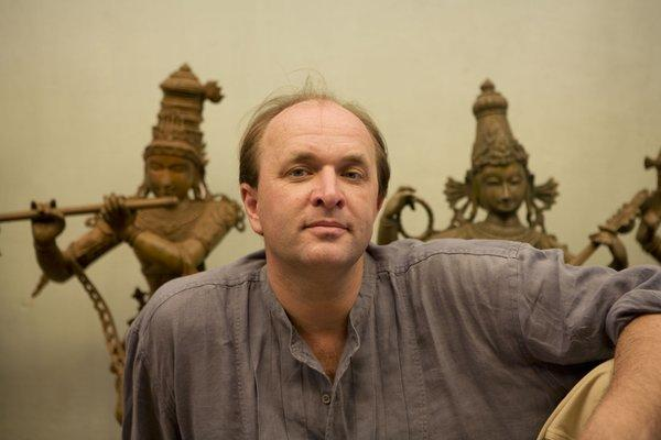 "Author William Dalrymple's historical account of the First Anglo-Afghan War, ""Return of a King: The Battle for Afghanistan 1839-42,"" evokes parallels with the current U.S.-led occupation of the country. Dalrymple has spent most of the past 25 years living in India and traveling through Central Asia."