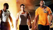 Bodybuilders build their body count in 'Pain & Gain' ★ 1/2