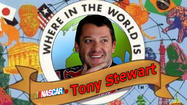 We are now eight races into the NASCAR season and Tony Stewart is 21st in the standings, yes I had to look twice. It is 21st. What's worse is, it's not as if he has had bad luck, he's finished every race. But he only has one top ten. In simplest terms...Where in the world is NASCAR's Tony Stewart? Out to lunch.