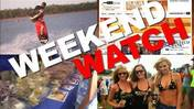 Weekend Watch: Wakeboarding, Winestock, Pie Festival