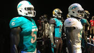 Miami Dolphins new uniforms